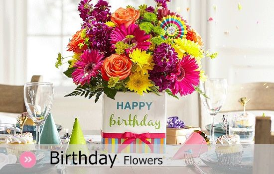 birthday flowers 416-FLOWERS.COM