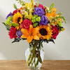 Bountiful Blooms-Vase Included